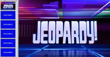Jeopardy! in English