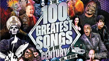 Metal Hammer The 100 Greatest Songs of the Century